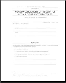 HIPAA_Acknowledgement_Form
