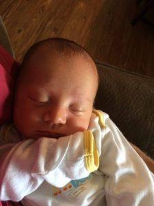 Rowen Lee Raynor; born June 24th, 2015