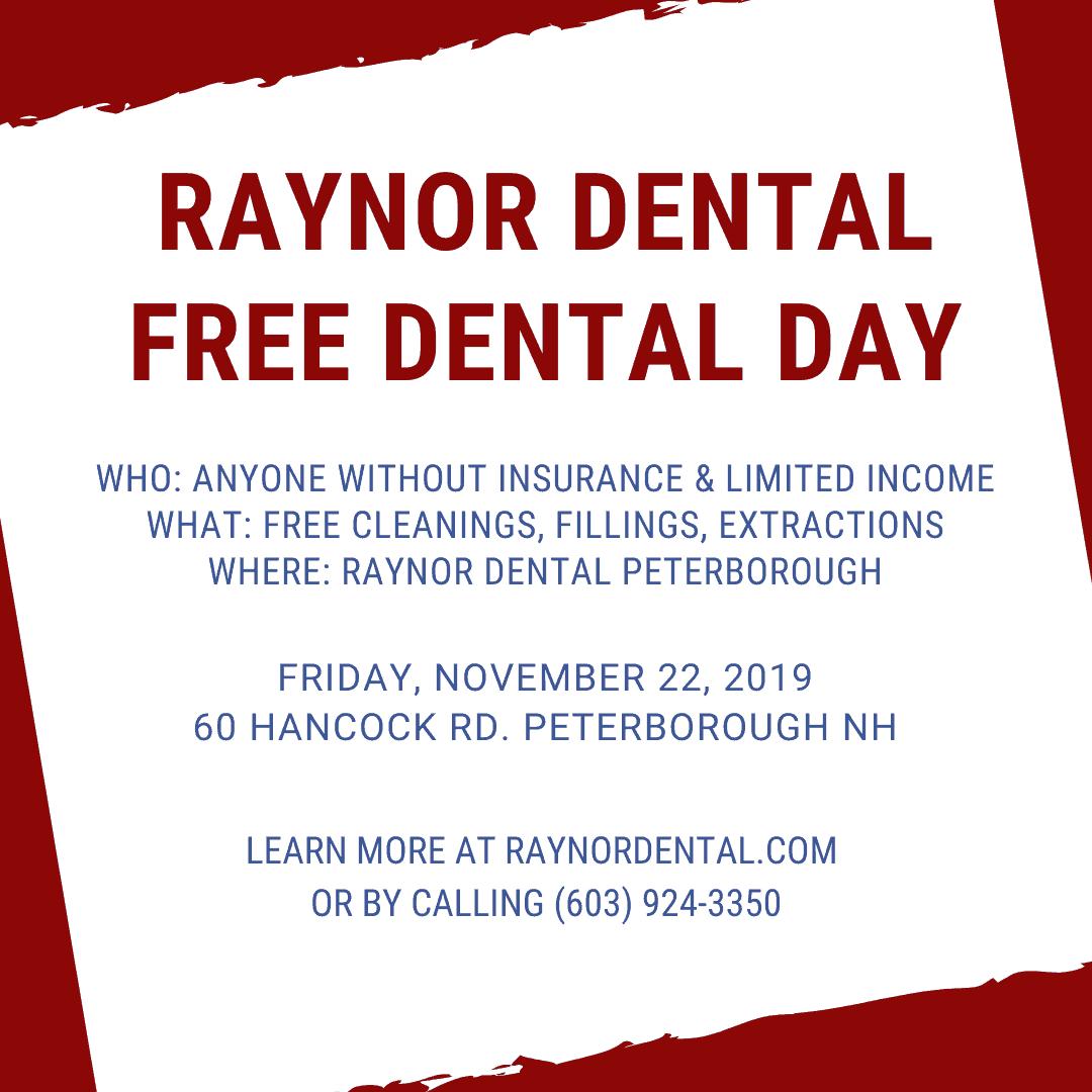 Free Dental Day 2019